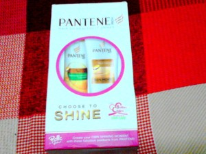Pantene products from BDJ