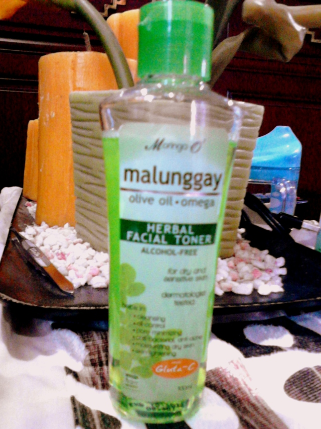 Moringa-O2 Malunggay Herbal Facial Toner
