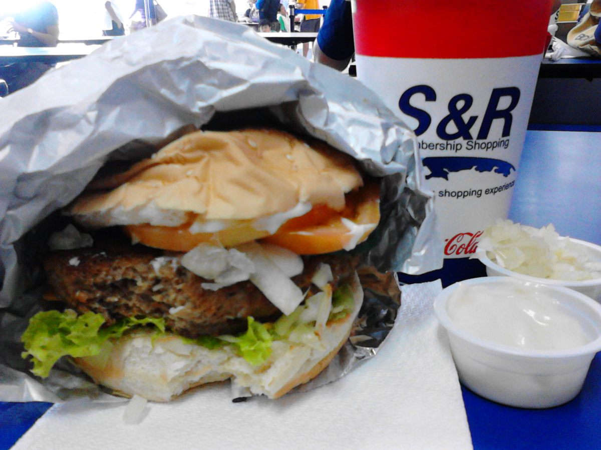 Have you tried S&R Cheeseburger?